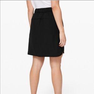 Lululemon High Low Skirt
